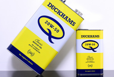 DUCKHAMS is BACK