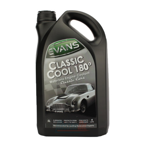 Evans Classic Cool 180 Waterless Engine Coolant