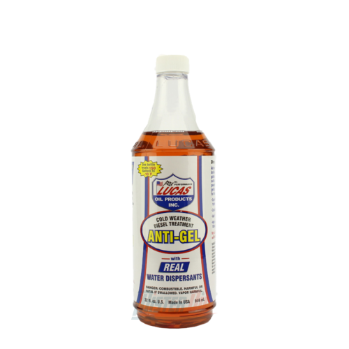Lucas Oil Anti Gel Fuel Treatment (10865)