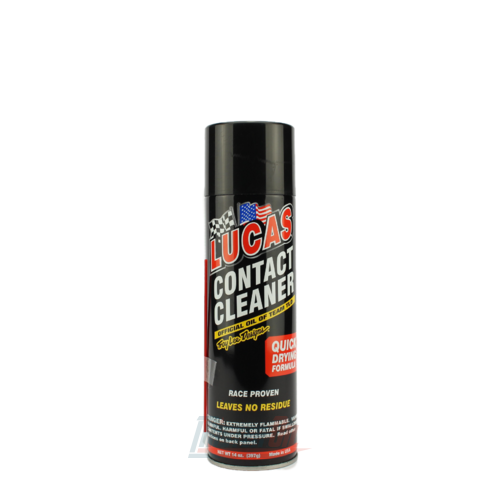 Lucas Oil Contact Cleaner Aerosol Troy Lee Design (10799)