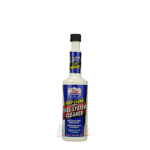 Lucas Oil Deep Clean Fuel System Cleaner (10512)