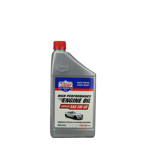 Lucas oil High Performance Engine Oil (10101)