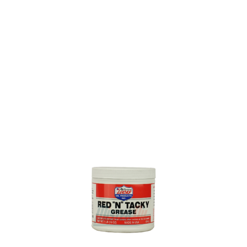 Lucas Oil Red N Tacky Grease NLGI 2 (10574)