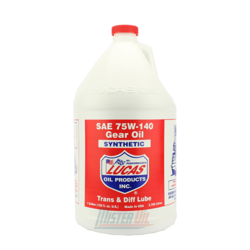 Lucas Oil Synthetic Gear Oil (10122)