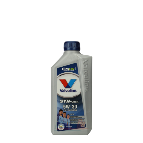 Valvoline Synpower DX1
